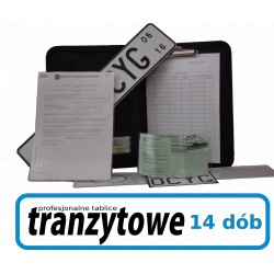 UNITRADE Usługa Organizacji Transportu 14 dób